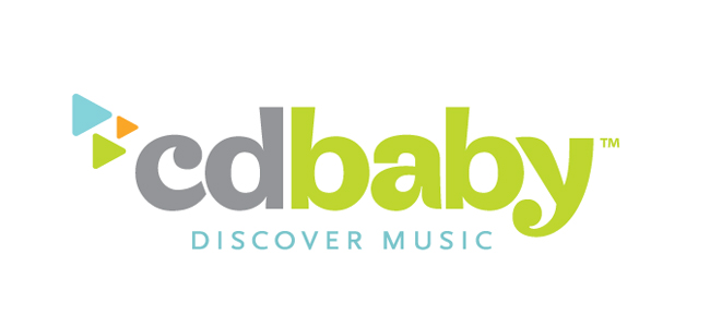 CD Baby Online music streaming distribution logo