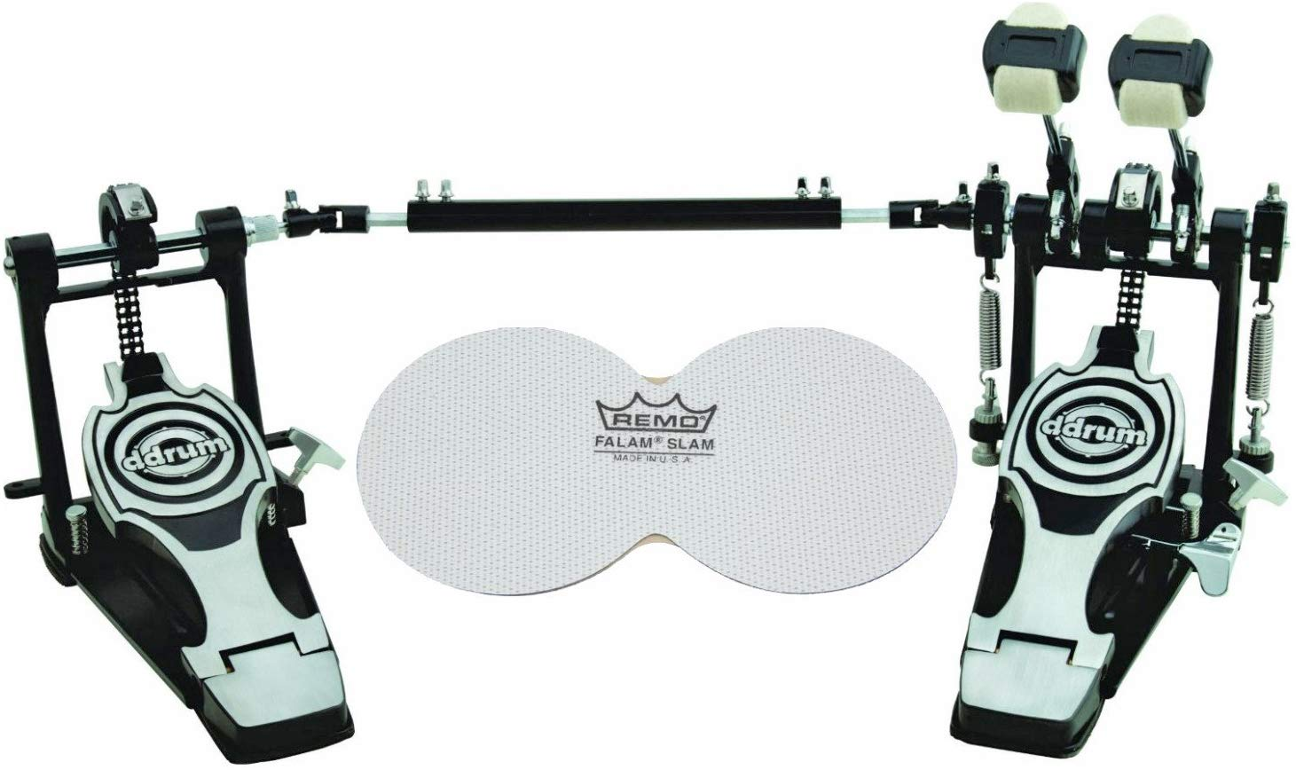 5 Best Double Bass Pedals [Reviews & Buying Guide] 4