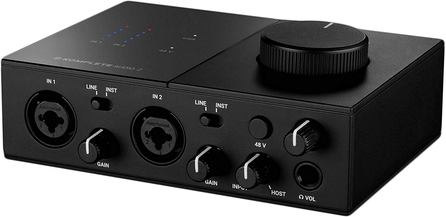 5 Best Audio Interfaces For Home Recording Studios 5