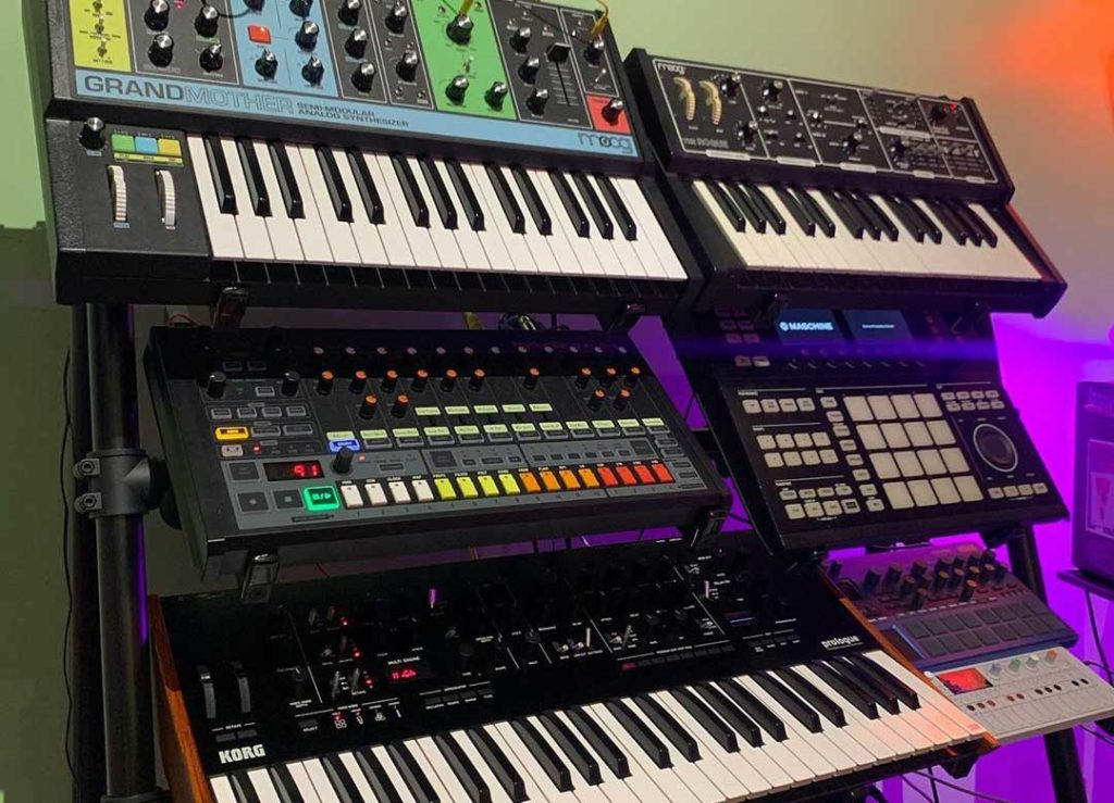 5 Best Synthesizers for 2020