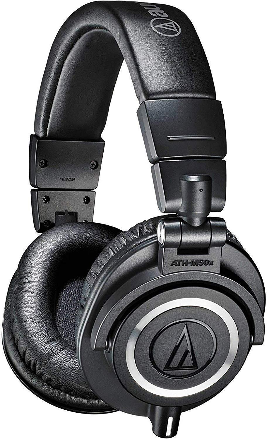 Audio-Technica ATH-M50x Open Ear Headphones