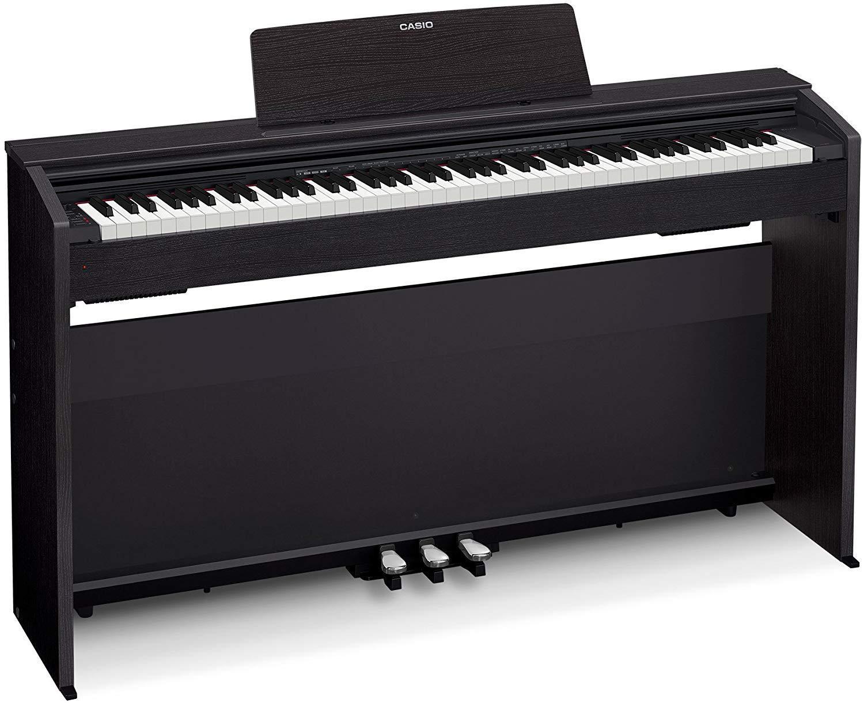 Best Electric Pianos Under $1000 - Casio Privia PX-870 Digital Piano