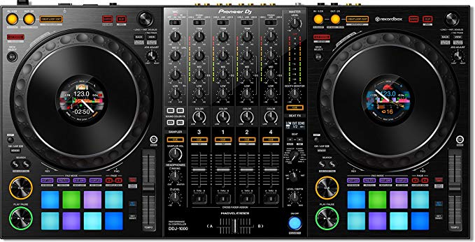 Pioneer DJ DDJ-1000 - Best DJ Controller