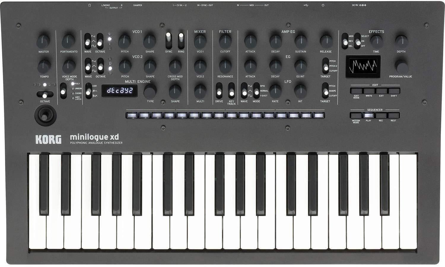 5 Best Synthesizers for 2021 [Buyer's Guide and Reviews] 2