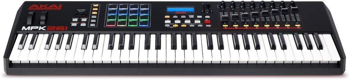 Akai 61 Key Semi-Weighted Keyboard Controller