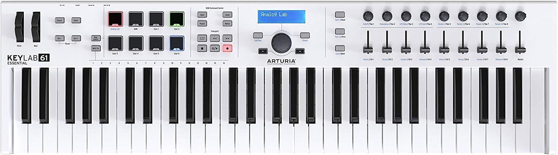 Arturia KeyLab 61 Essential
